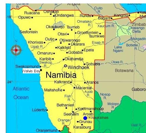 NamibiaFlag